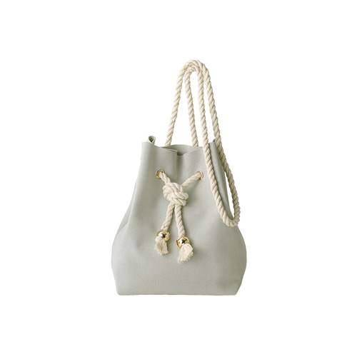 [MATO] TEARDROP PURSE 2 FOG