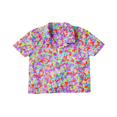 [MARLMARL] doudou shirts orchid