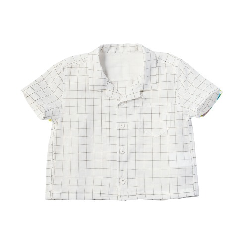 doudou shirts graph white