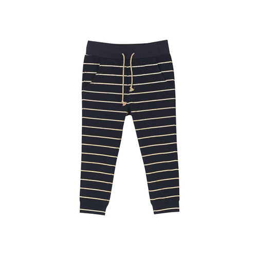 [OAKS OF ACORN] DJ Pants (GOLD/NAVY)