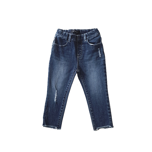 [MY LITTLE STAR] slub jean